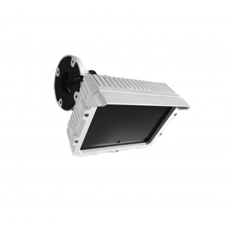 Infrared spotlights, infrared emitters for IP cameras 80 meters - video surveillance additional light