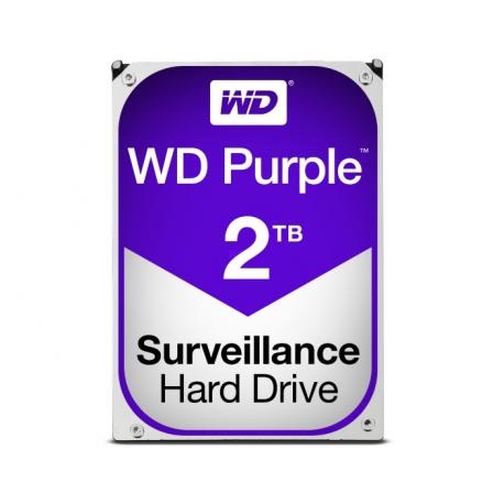 Festplatte für Videoüberwachung 2TB