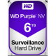 WD Purple 6TB SATA 6Gb/s CE HDD 8,9cm 3,5Zoll internal IntelliPower 64MB Cache 24x7 Bulk