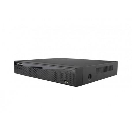 8 Kanal H.264 5in1 XVR 1080P Unterstützt AHD - CVI - TVI - IP - Analog Kameras