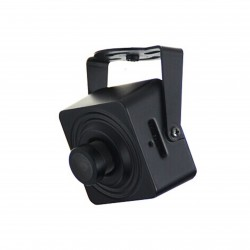 Mini IP Poe Überwachungskamera mit MicroSD Speicher