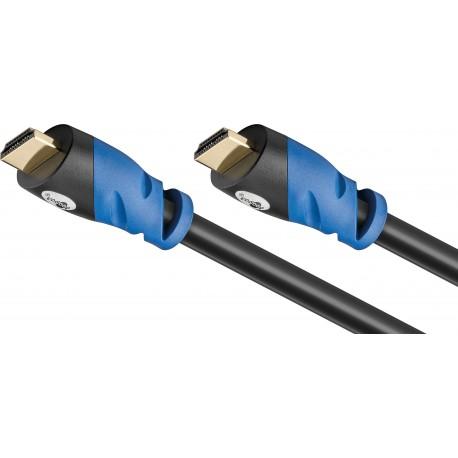 4K Premium HDMI High Speed Kabel mit Ethernet 3m
