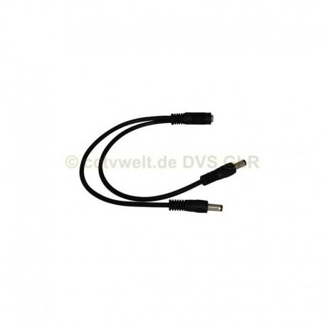 Verteiler 12V DC Strom für Überwachungskamera Kabel Strom für Strom Splitter