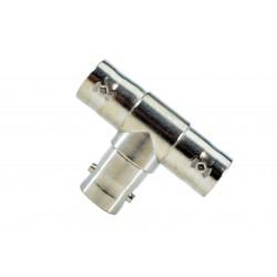 BNC-T-Stück (female to double female) Verbinder Videoüberwachung