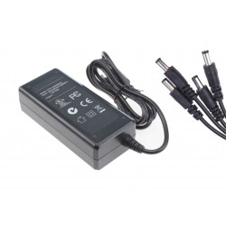 CCTV power supply for 8 cameras DC12V, 5A