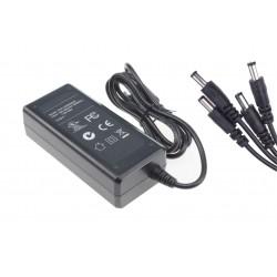 D'alimentation CCTV pour 8 caméras DC12V, 5 a