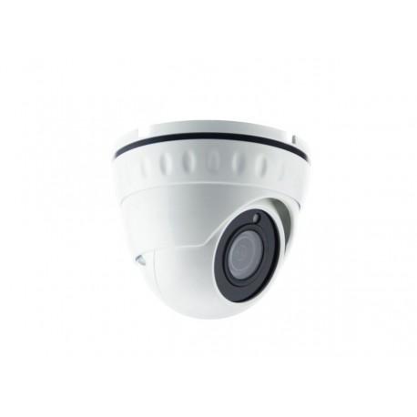 IP PoE Dome Kamera mit mit integriertem Mikrofon 2.4MP