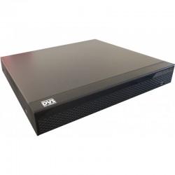 8MP Komplett Paket - 4x UltraHD IP PoE Kameras inkl. 8000GB HDD IP Rekorder
