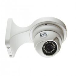 Videoüberwachung UltraHD IP PoE mit LED-Nachtsichtfunktion - Wandmontage Starter-Set