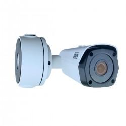 Überwachungskamera Set Bullet-Überwachungssystem, 4K HDD-Rekorder & 2 IP-Kameras, Plug & Play, App