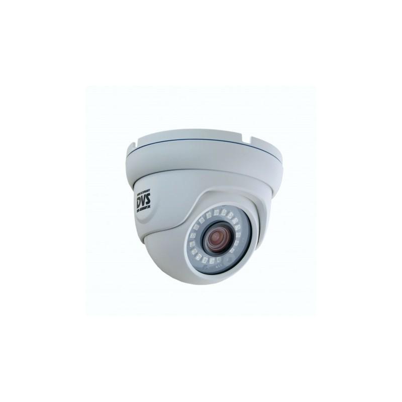 Wetterfeste 4K IP PoE Dome Überwachungskamera - Ultra HD Netzwerkkamera mit Nachtsicht