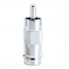 BNC-Buchse zu Cinch-Stecker Adapter