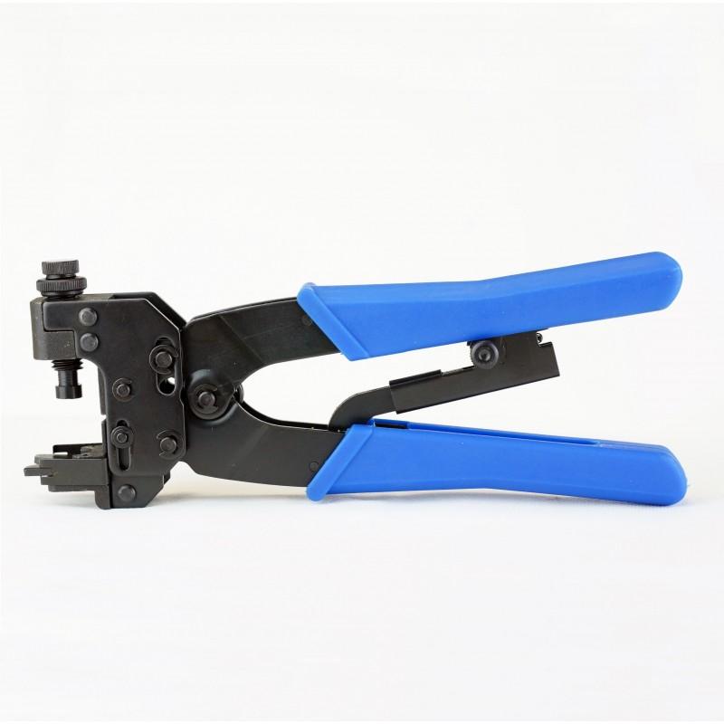 Обжимной инструмент для RG59 кабель RG6