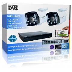 4K Videoüberwachung Set