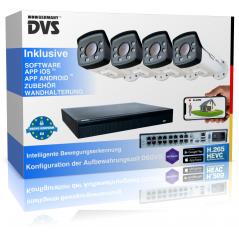 professionelle Objektsicherung Videoüberwachung