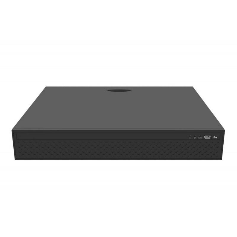 UltraHD 16-Kanal 4xSata Festplattenrecorder NVR ONVIF IP Kamera Recorder