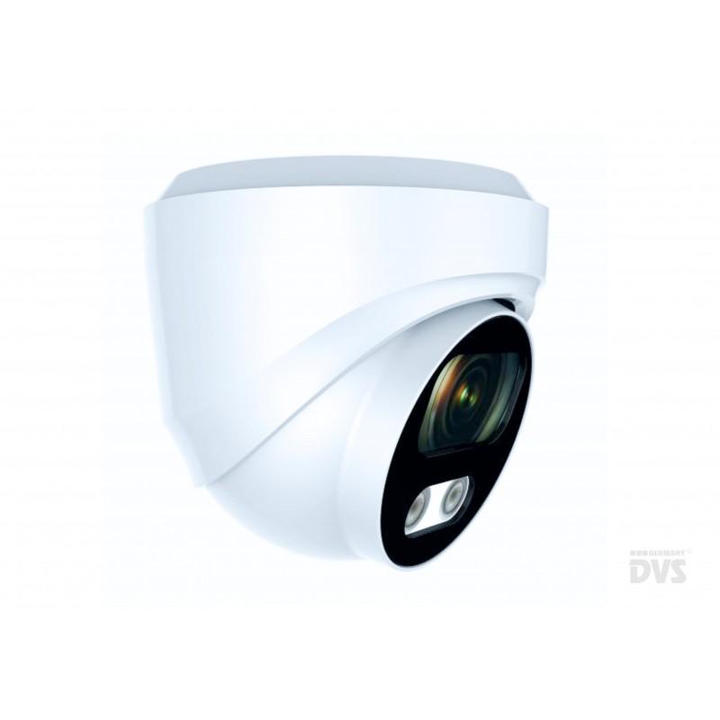 IP PoE Dome HD Kamera Für Innen Und Außen Wand- Und Deckenmontage