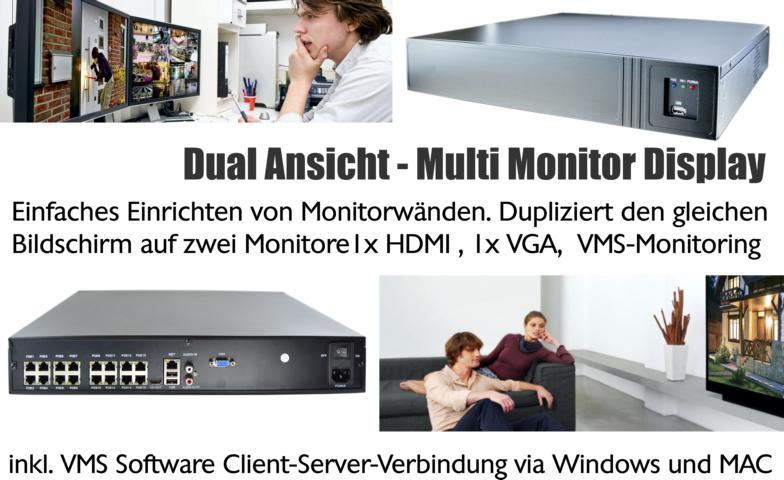Videoüberwachung Software