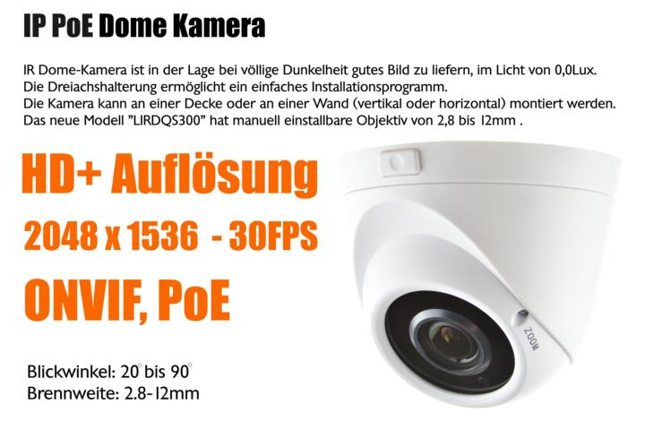 Dome Kamera FULLHD