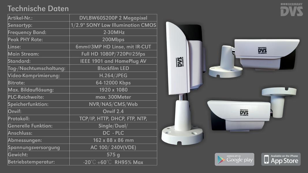 dvs dlan video berwachung set 4 ip dlan kameras inkl netzwerkrekorder mit 1000 ebay. Black Bedroom Furniture Sets. Home Design Ideas
